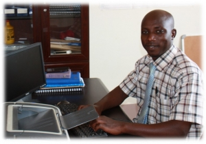 Mr. Odoch Isaac MA. Acting Faculty Dean, Science and Technology