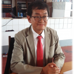 Prof. Young Gil Lee - VC Kumi University