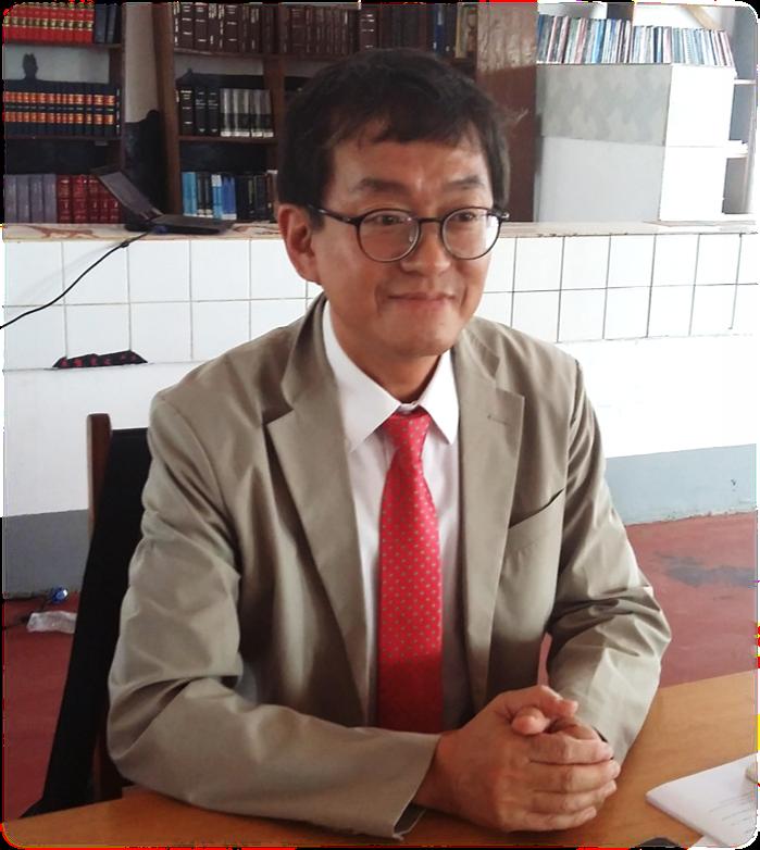 Prof. Young Gil Lee - VC Kumi University