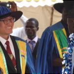Kumi University 13th Graduation Ceremony 2017