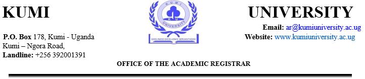 2018-2019 Admission List