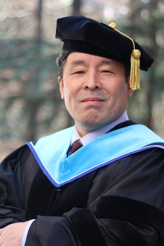 Dr. Sekee Hong Deputy Vice Chancellor Finance and Administration