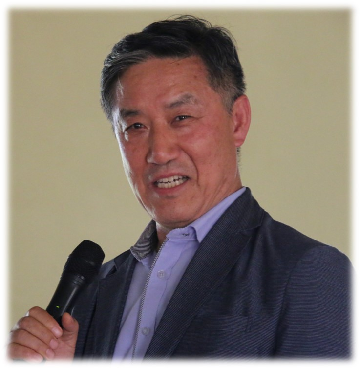 KIM Euihwan -Owen , M.Div, Pearson Theological College, Chairman of B.O.T - Kumi University