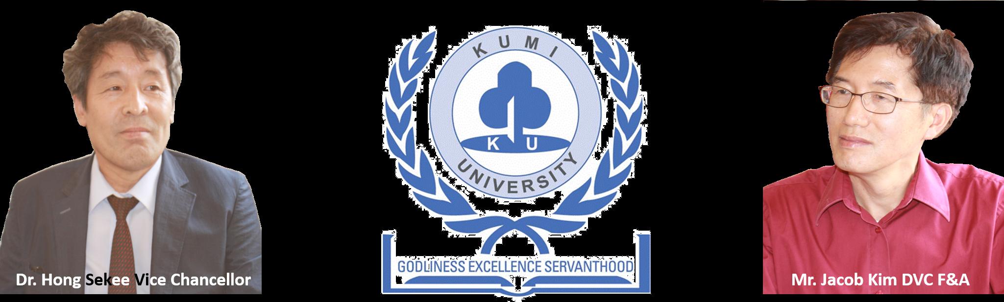 KUMU Receives New VC & DVC F&A
