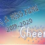 Final winners of MR. and MISS KUMU 2019-2020