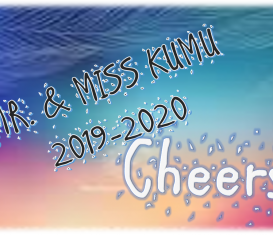 Mr. & Miss. KUMU 2019-2020